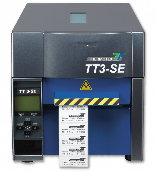 THERMOTEX Thermotransferdrucker TT3-SE