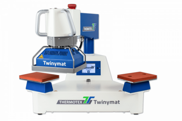 THERMOTEX Patchmaschine TWINYMAT